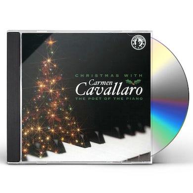 CHRISTMAS WITH CARMEN CAVALLARO CD