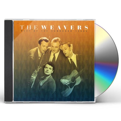 Weavers BEST OF VANGUARD YEARS CD