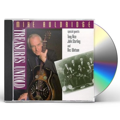 Mike Auldridge TREASURES UNTOLD CD