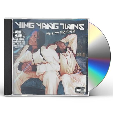 Ying Yang Twins Me and My Brother CD
