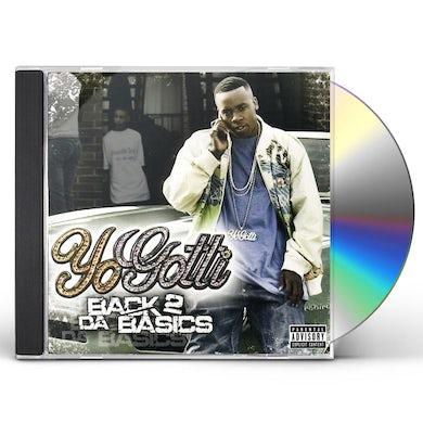 Yo Gotti BACK 2 DA BASICS CD