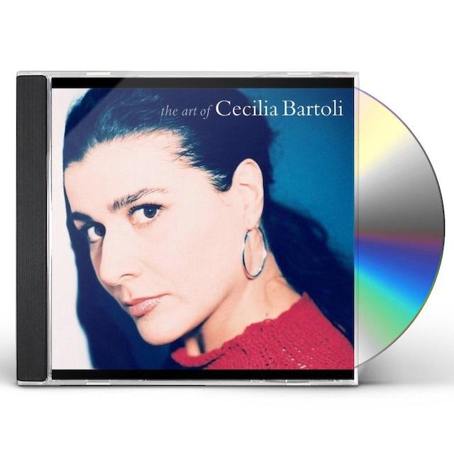 ART OF CECILIA BARTOLI CD