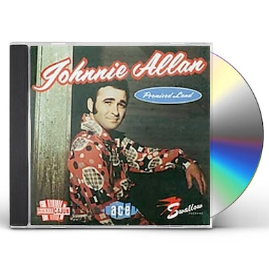Johnnie Allan PROMISED LAND CD