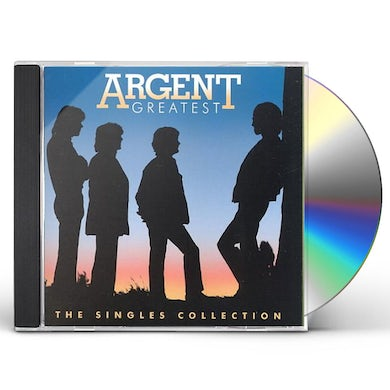 Argent GREATEST: THE SINGLES COLLECTION CD