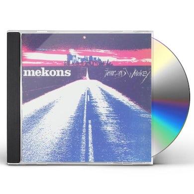Mekons FEAR & WHISKEY CD