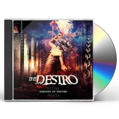 Destro HARMONY OF DISCORD CD