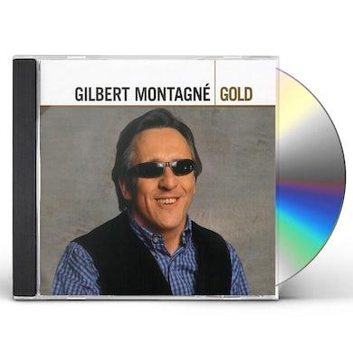 Gilbert Montagne GOLD CD