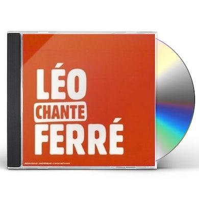 Leo Ferre LEO CHANTE FERRE CD