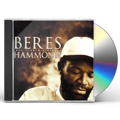 Beres Hammond LOVE FROM A DISTANCE CD