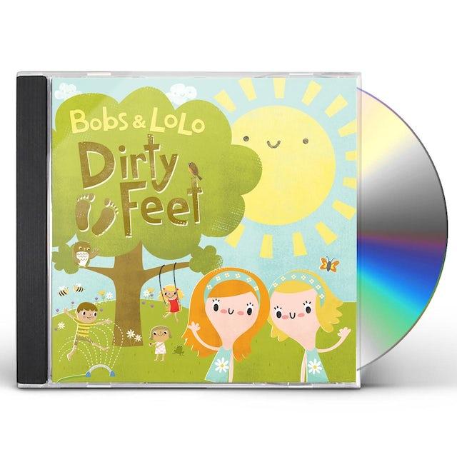 Bobs & LoLo DIRTY FEET CD