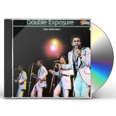 Double Exposure TEN PERCENT CD