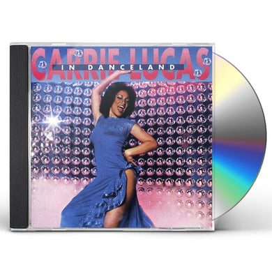 Carrie Lucas IN DANCELAND CD