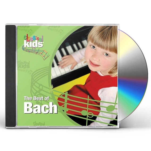 BEST OF CLASSICAL KIDS: JOHANN SEBASTIAN BACH CD
