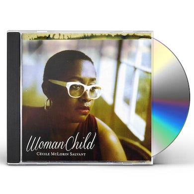 Cecile Mclorin Salvant WOMAN CHILD CD