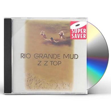 ZZ Top RIO GRANDE MUD CD