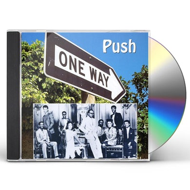 One Way PUSH CD