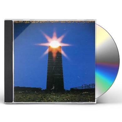Ashra NEW AGE OF EARTH CD