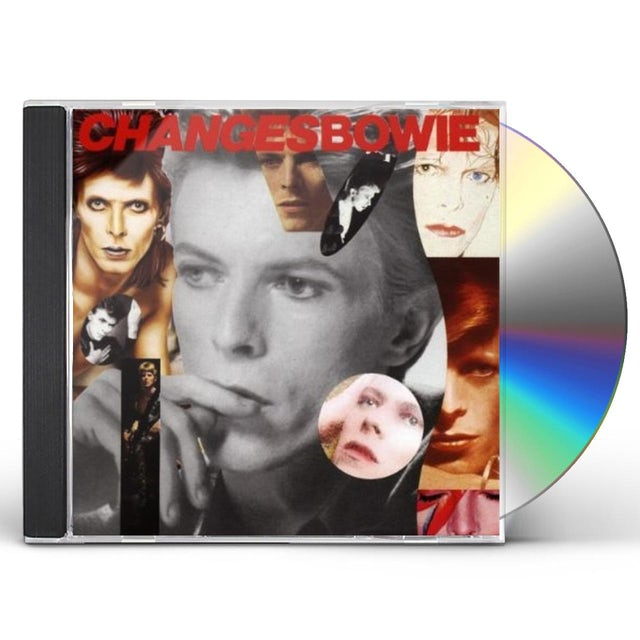 David Bowie CHANGES CD