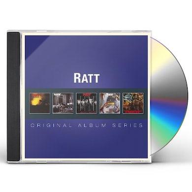 Ratt ORIGINAL ALBUM SERIES CD