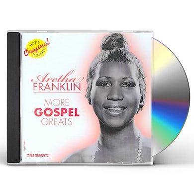 Aretha Franklin   MORE GOSPEL GREATS CD