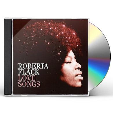 Roberta Flack LOVE SONGS CD