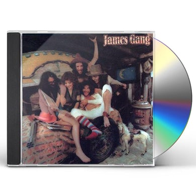 James Gang BANG CD