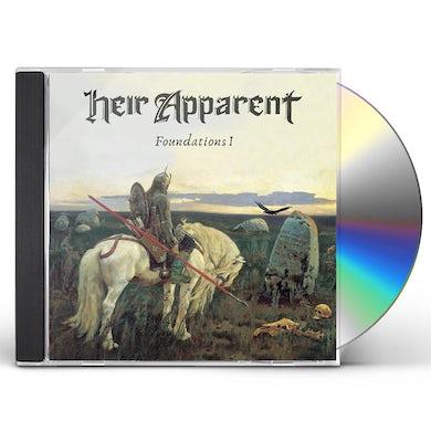 Heir Apparent Foundations I CD