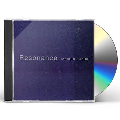 Takashi Suzuki RESONANCE CD