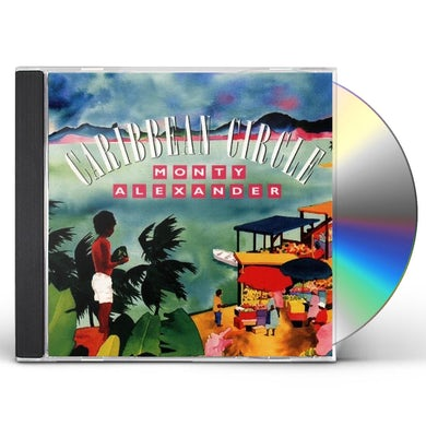 Monty Alexander CARIBBEAN CIRCLE CD