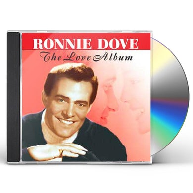 Ronnie Dove LOVE ALBUM CD