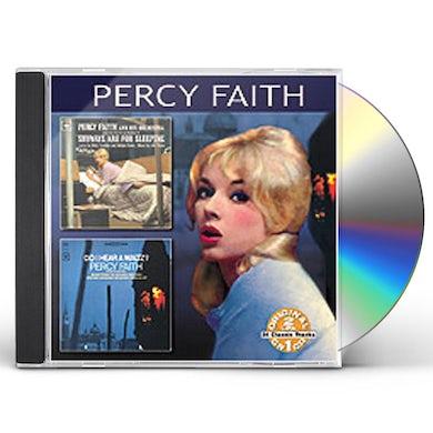 Percy Faith SUBWAYS ARE FOR SLEEPING / DO I HEAR A WALTZ CD