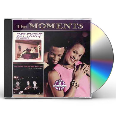 Moments MY THING / OTHER SIDE OF CD