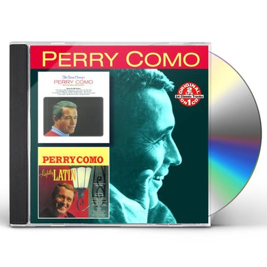 Perry Como SCENE CHANGES / THE LIGHTLY LATIN CD