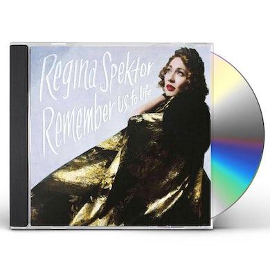Regina Spektor REMEMBER US TO LIFE CD