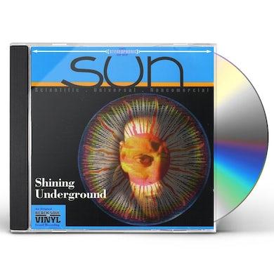 S.U.N. SHINING UNDERGROUND CD