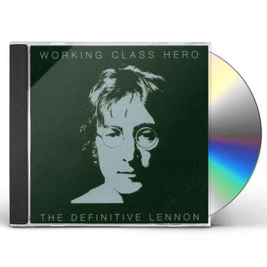John Lennon WORKING CLASS HEROE CD