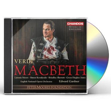 Verdi MACBETH CD