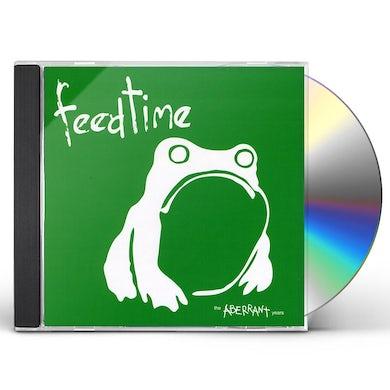 Feedtime ABERRANT YEARS CD
