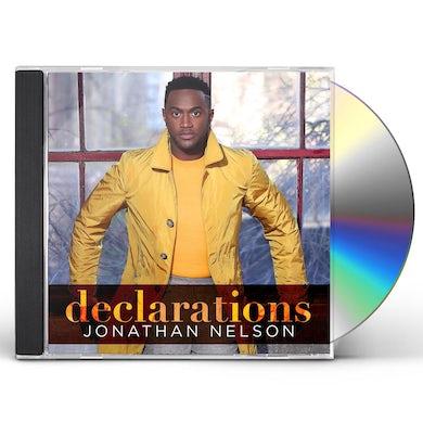 Jonathan Nelson DECLARATIONS CD