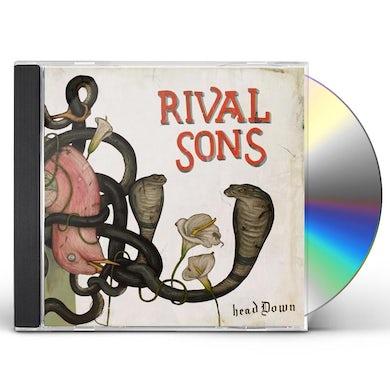 Rival Sons HEAD DOWN CD