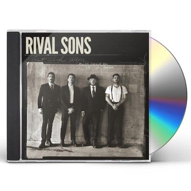 Rival Sons GREAT WESTERN VALKYRIE CD