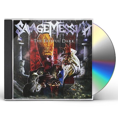 Savage Messiah FATEFUL DARK CD