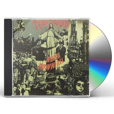 Terrorizer WORLD DOWNFALL CD