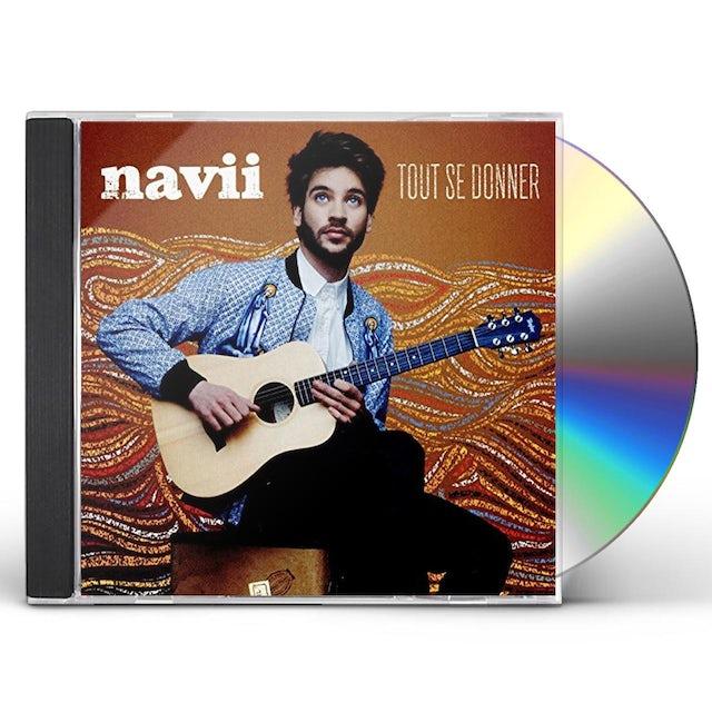 Navii TOUT SE DONNER CD