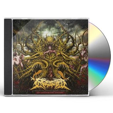 INGESTED SURPASSING THE BOUNDARIES OF HUMAN SUFFERING CD