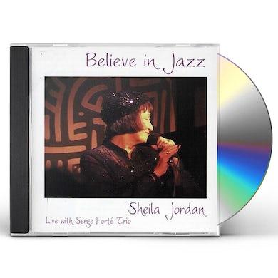 Sheila Jordan BELIEVE IN JAZZ CD