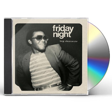 Livy Ekemezie FRIDAY NIGHT CD