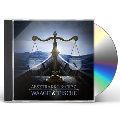 ABSZTRAKKT & CR7Z WAAGE & FISCHE CD
