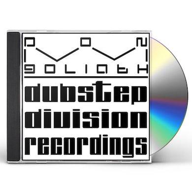 Don Goliath 4 ELEMENTS: REMIXES CD