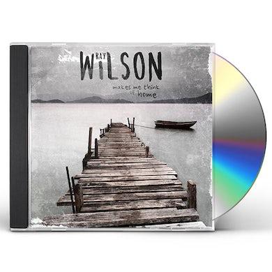 Ray Wilson THINKING OF HOME CD